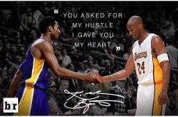 Kobe's Last…(4/13/16)